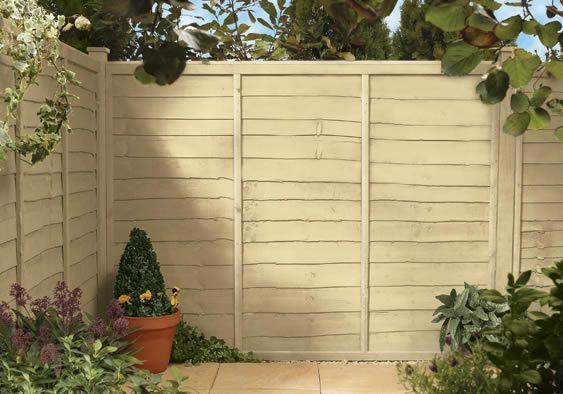 Country Cream Colour Paint Is Ideal For Garden Fences Fencecolours In 2020 Garden Fence Paint Cuprinol Garden Shades White Garden Fence