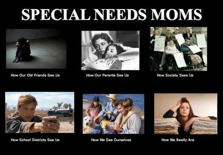 Pin By Nina Skyum Nielsen On What I Really Do Meme Special Needs Mom Special Needs Quotes Special Needs