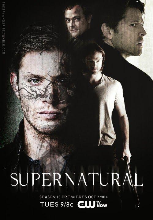 Assistir Supernatural Completa Com Imagens Sobrenatural