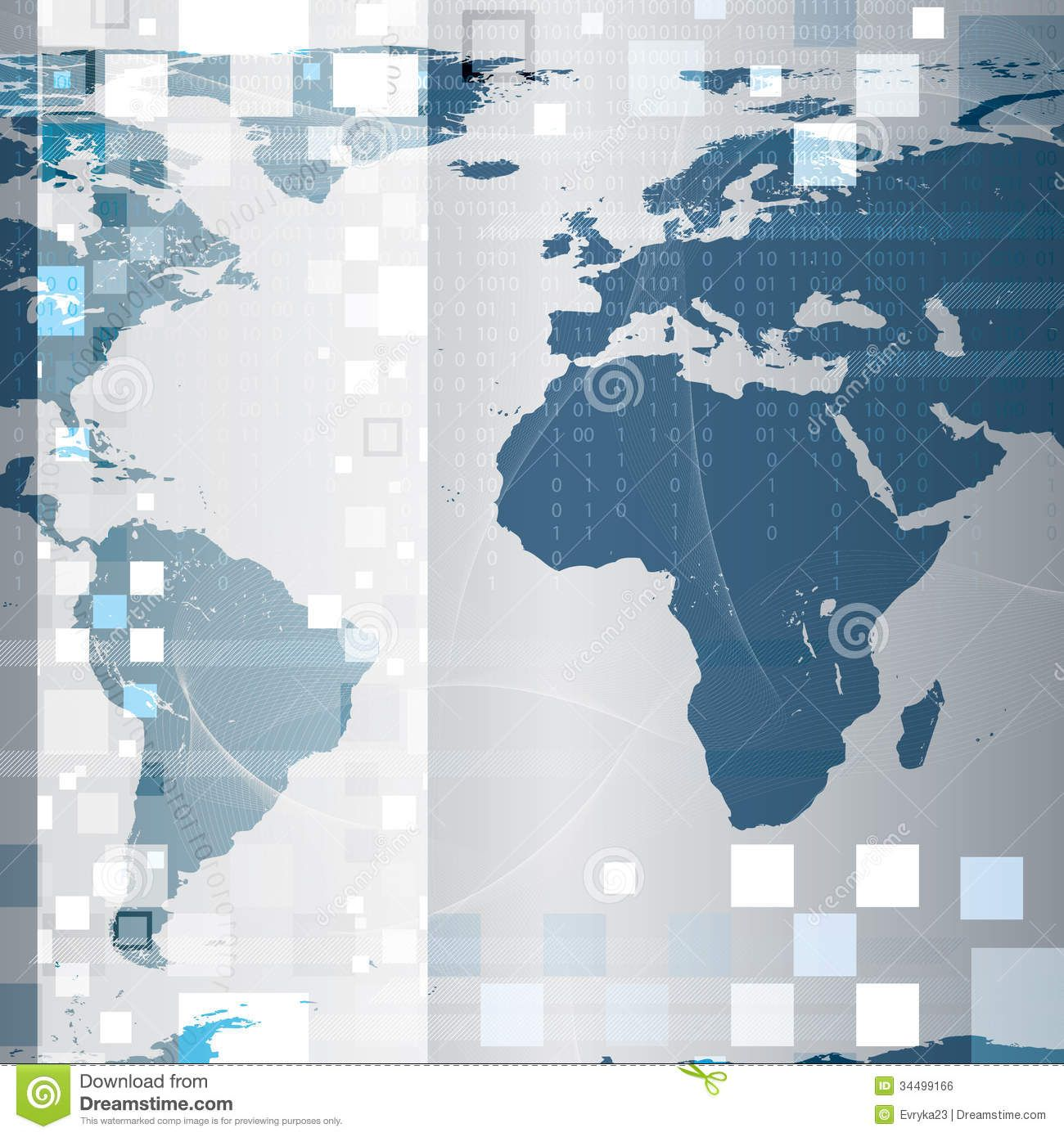 Abstract technology transfer image with world map as background abstract technology transfer image with world map as background royalty free stock image abstract gumiabroncs Images