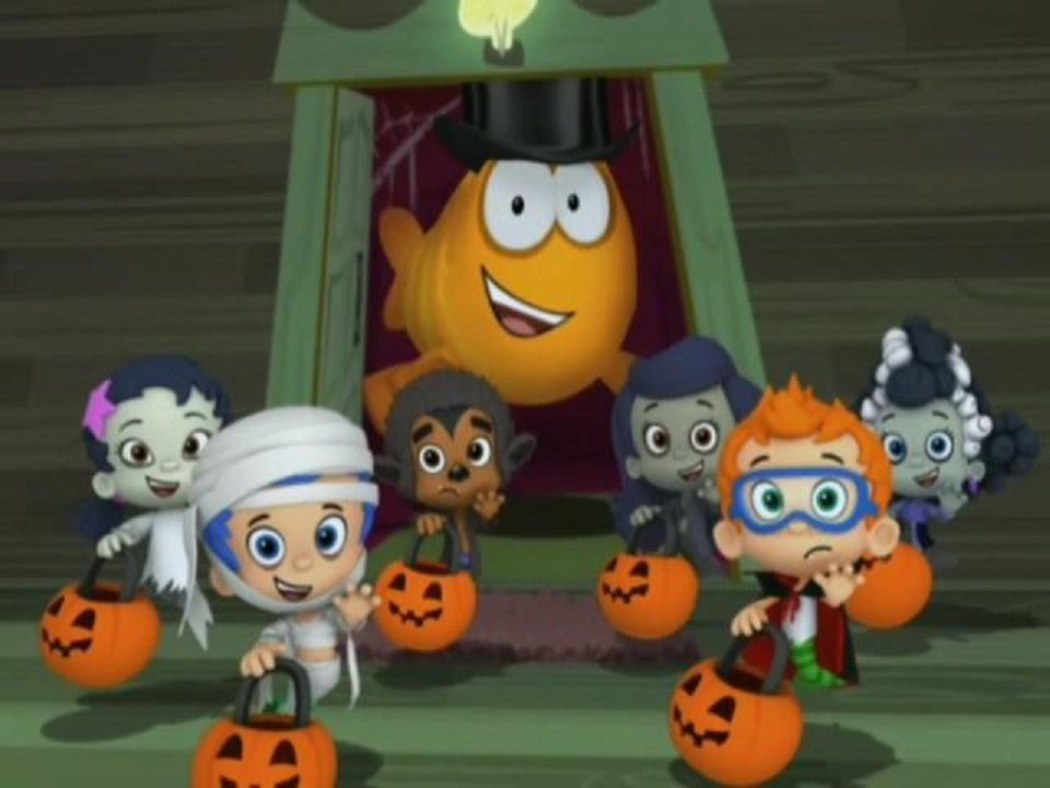 Bubble Guppies Halloween Halloween Kids Bubble Guppies Guppy