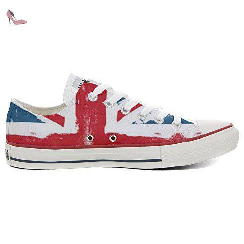 Chaussures Customized Coutume Artisanal Converse Adulte produit qpPx1