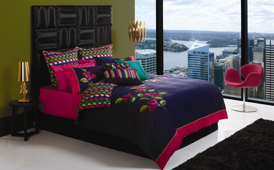 Clementine Bed Linen From Kas Harvey Norman New Zealand