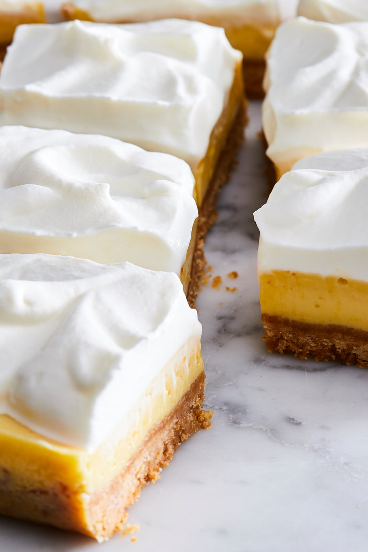 Key Lime Pie Bars With Vanilla Wafer Crust Recipe