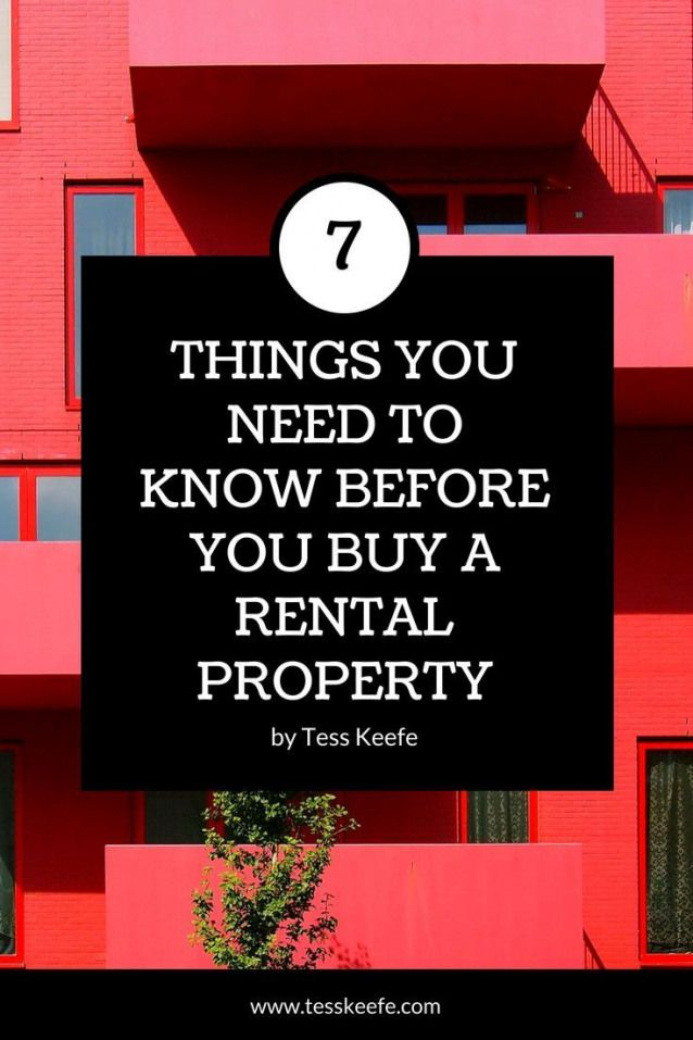 Mistakes to avoid when buying your first rental property Tips and advice for new real estate investors