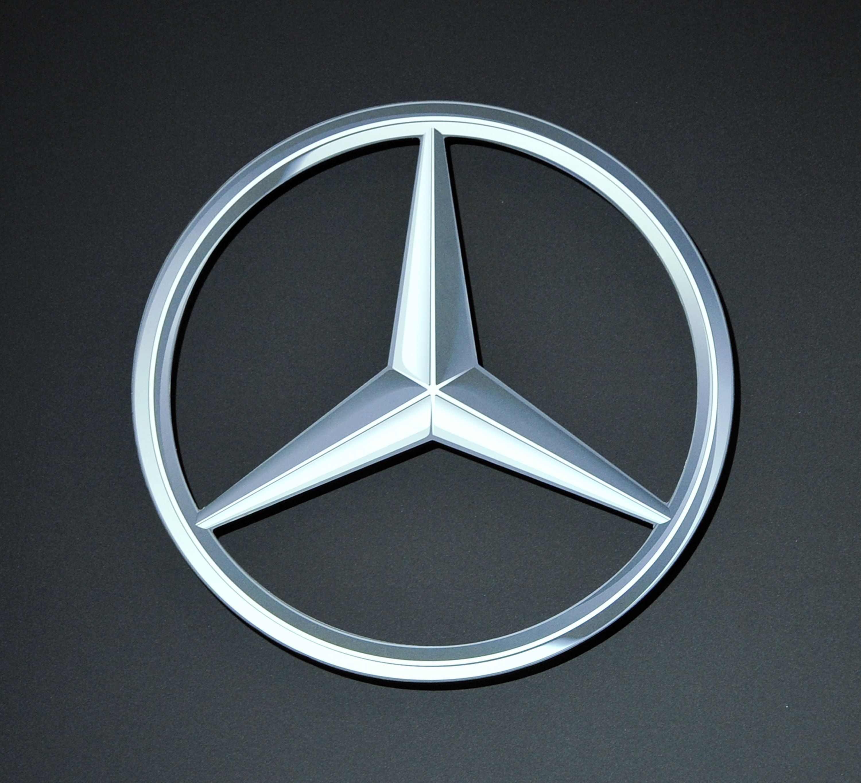 The Current Logo For Mercedes Benz Mercedes Classic Cars