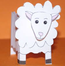 Risultati immagini per pecorella lavoretto