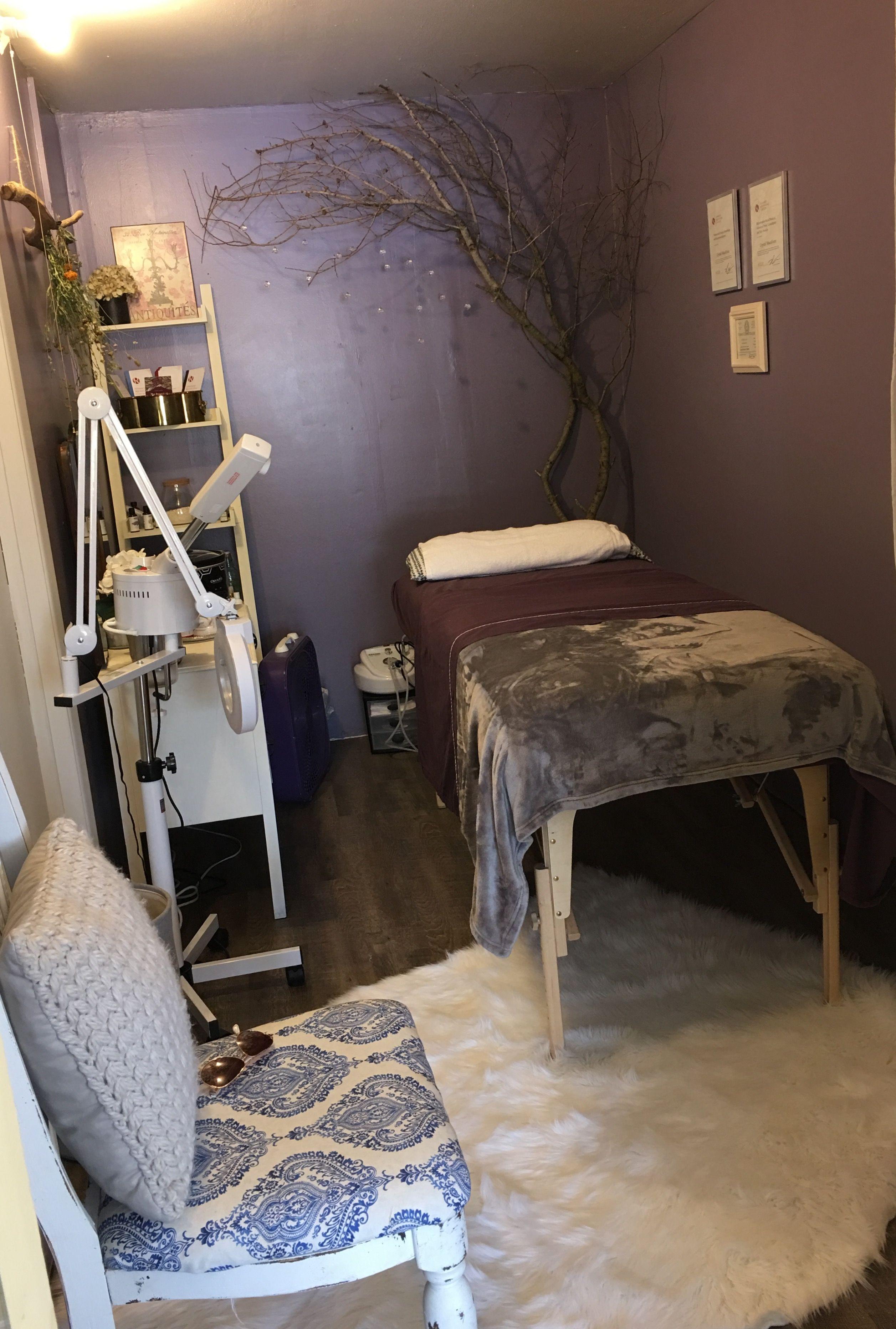 Skin Care Treatment Room Tangles Sherman Tx Getting