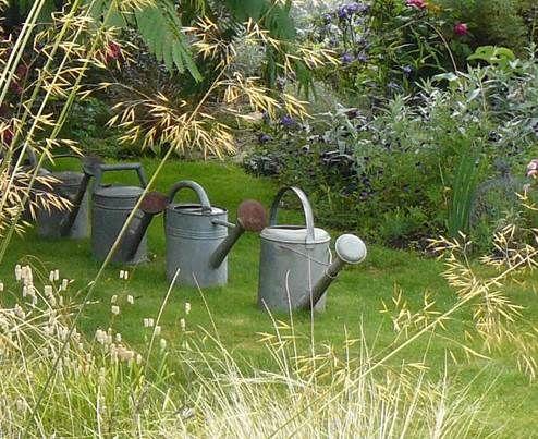 idée déco jardin pour mariage champêtre | Idee deco jardin ...