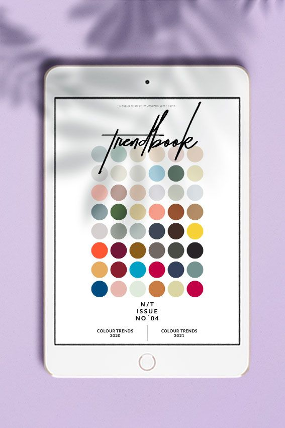 new trendbook color trends 2021 for interiors and design on 2021 decor colour trend predictions id=87566