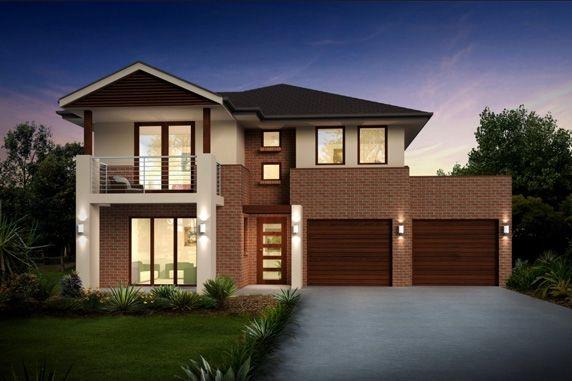 Rawson Homes - our facade