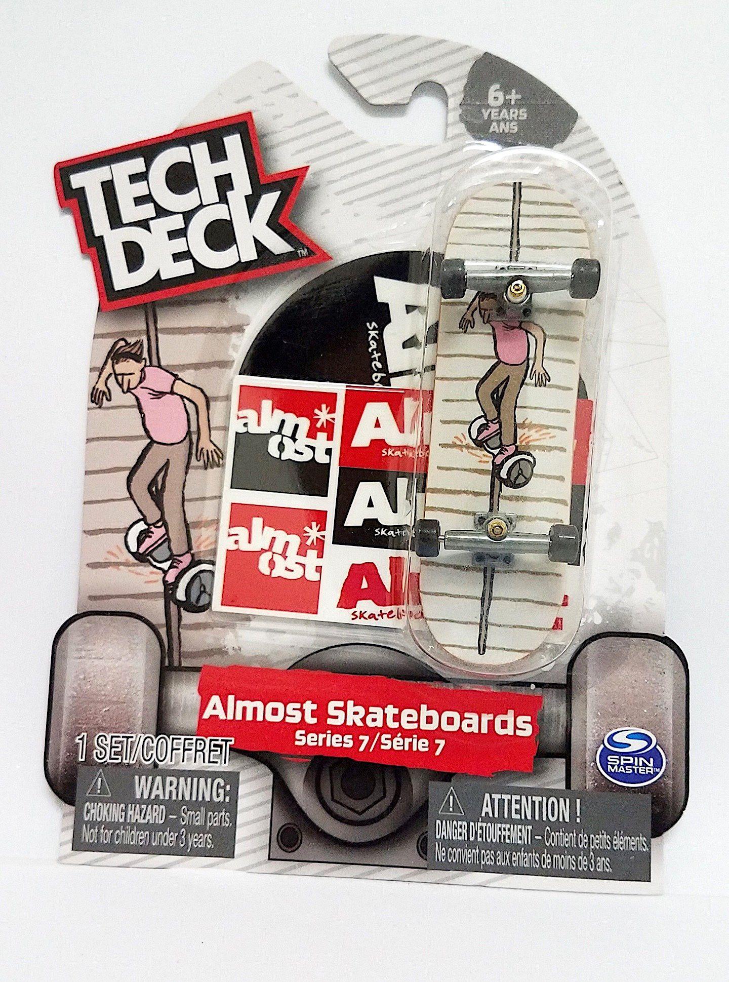 Tech Deck Almost Series 7 Skateboard Toy Fingerboard