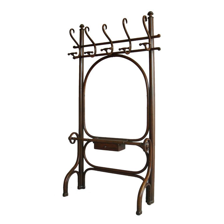 1920 S Coat Rack By Thonet From A Unique Collection Of Antique