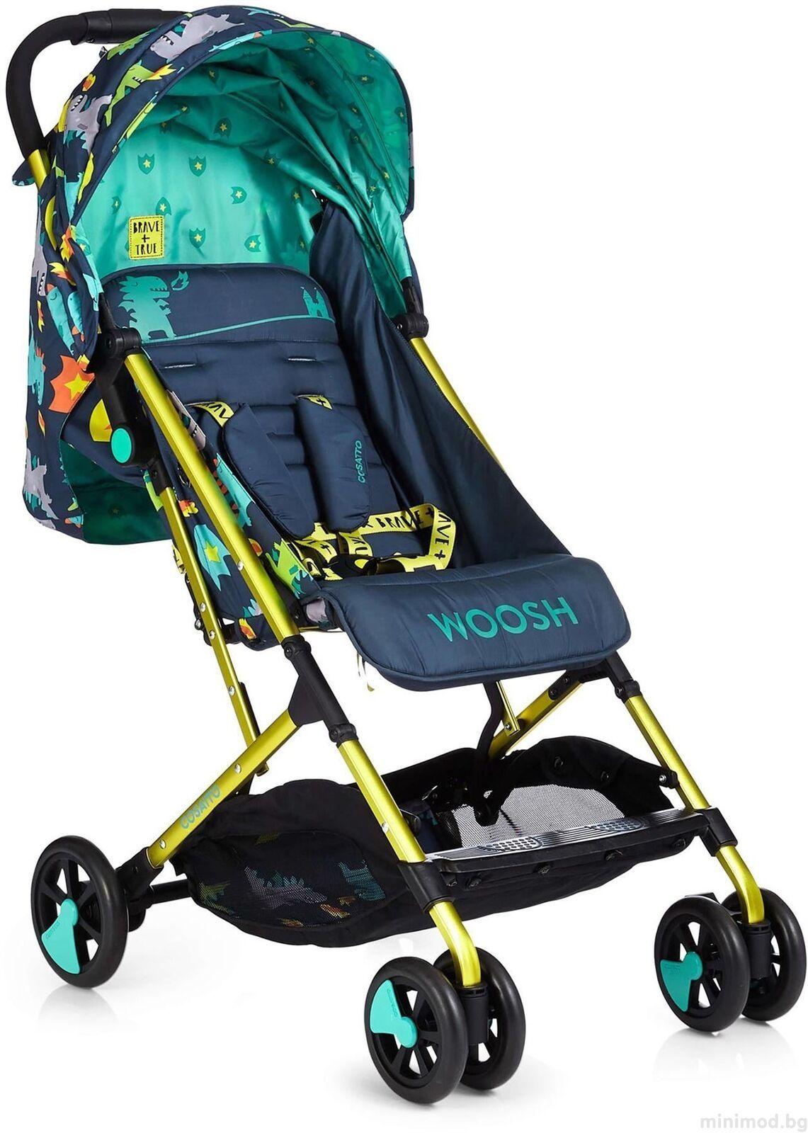 dead275c2d8 COSATTO Лятна количка Woosh - Dragon Kingdom | Baby Strollers | Baby ...