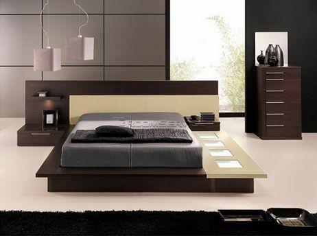 12 dise os de camas matrimoniales modernas camas for Camas modernas matrimoniales