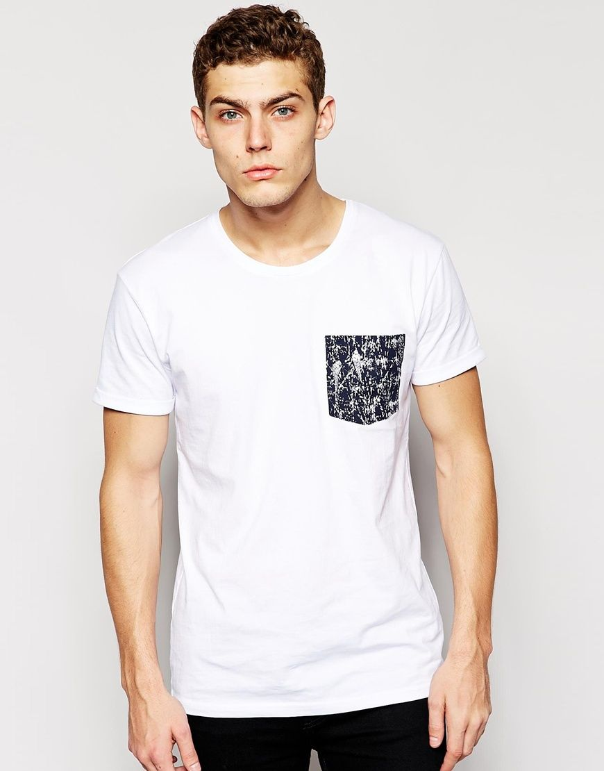 Tshirt by Minimum Clothing Lightweight jersey Crew neck