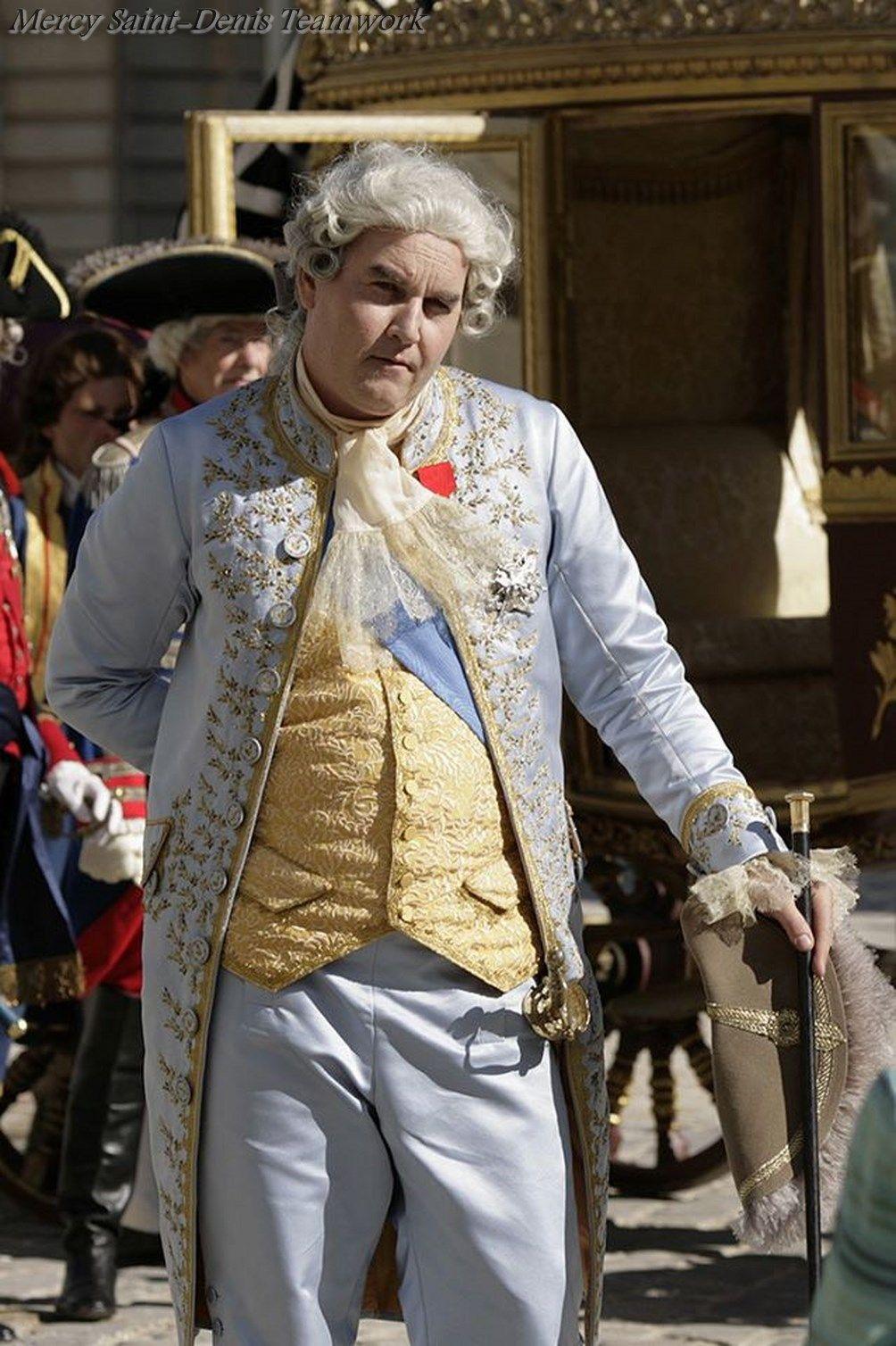 Xavier Beauvois as Louis XVI, Les adieux à la reine 2012. | Louis xvi, Reine