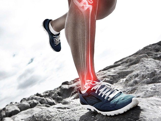 4 lower leg injuries and how to fix them | Shin splints, Leg injury, Ankle  strengthening exercises