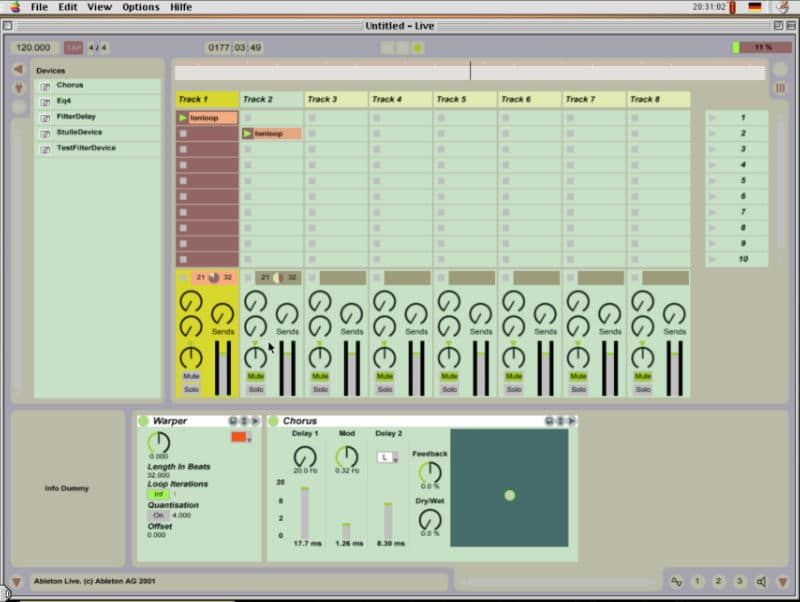 Ableton Live Turns 15 Today & Free Generative Ableton Live