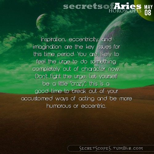 Aries Horoscope Were you born under a full moon? Visit iFate
