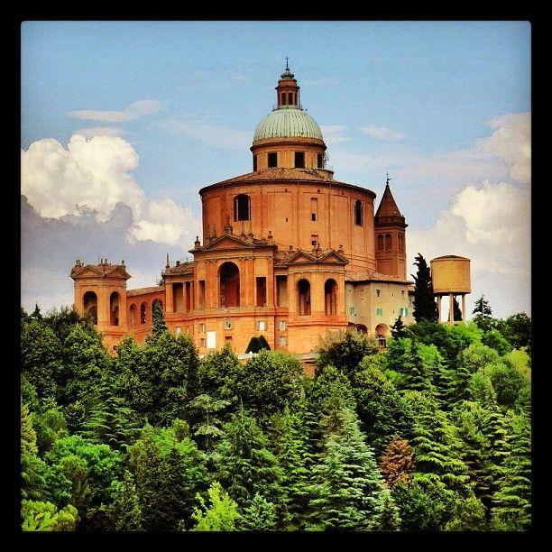 San Luca, Bologna - Instagram by @spymaura