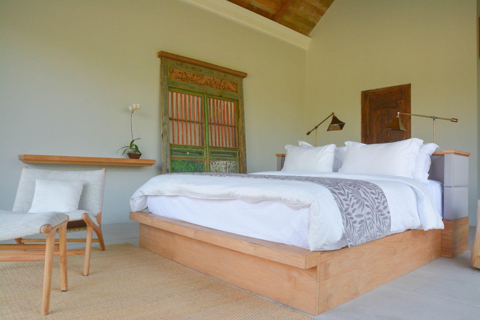 Jacuzzi in master bedroom  Villa Lumia Bali  Master Bedroom llalumiabali  Villa