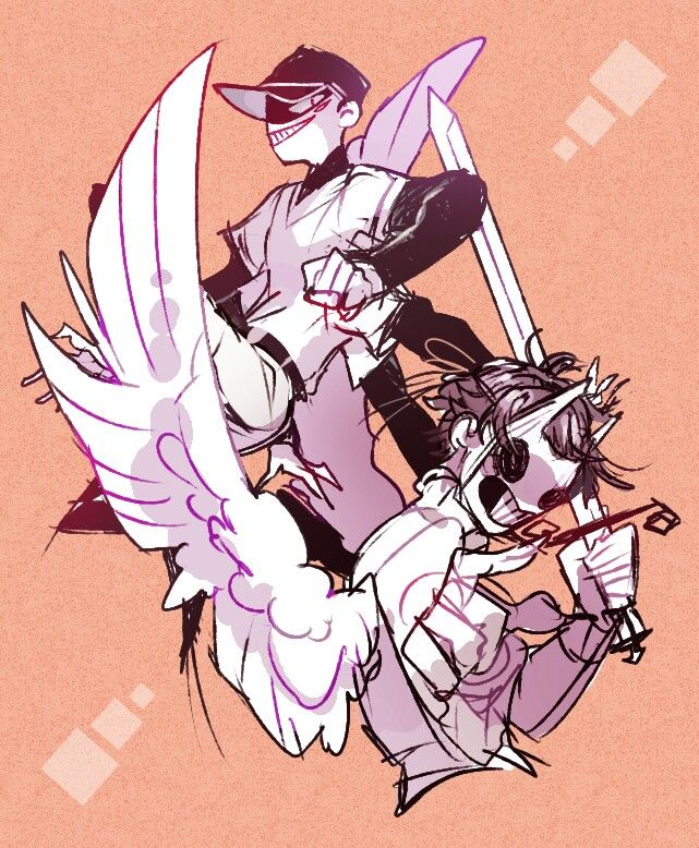 Batter and Zacharie