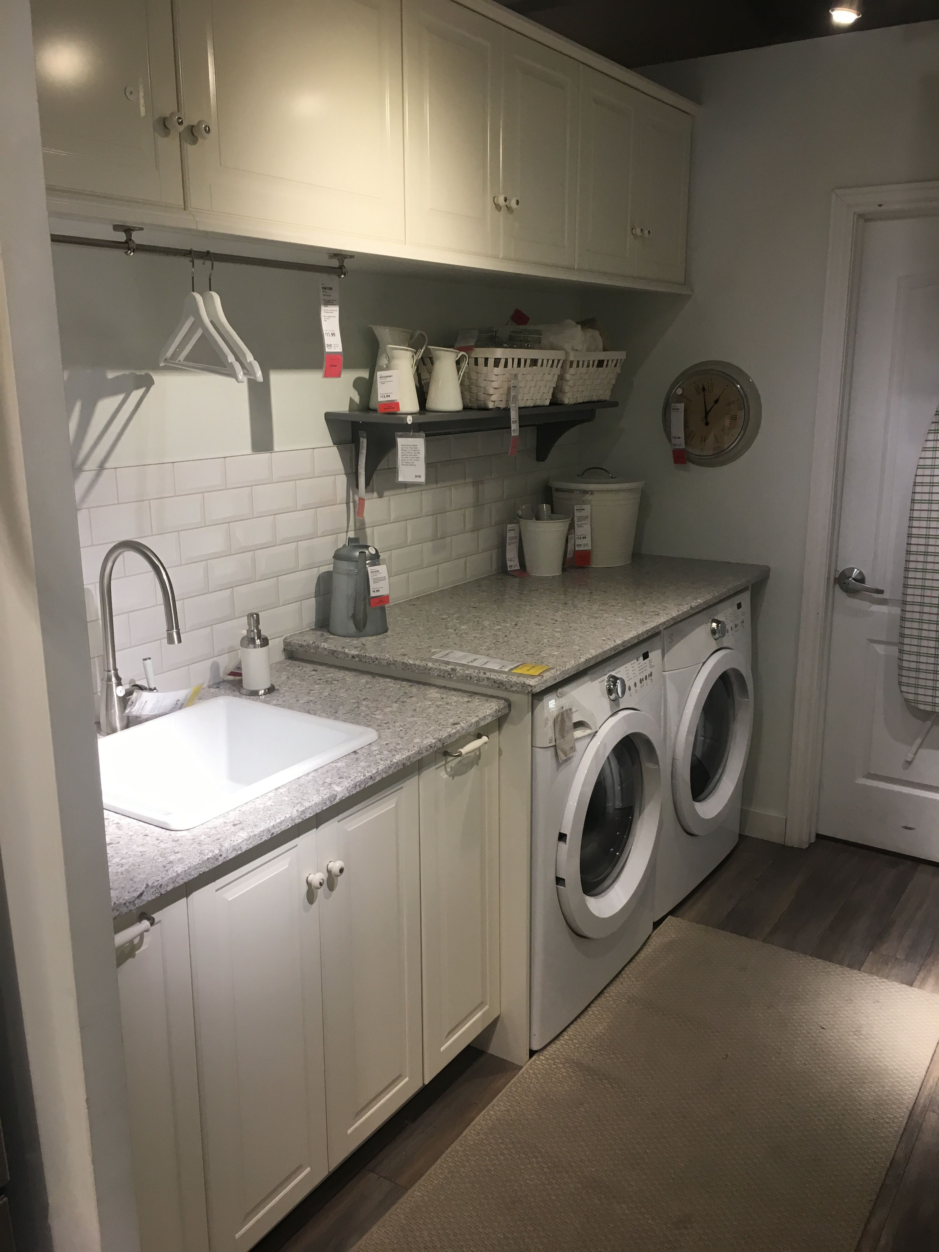 Pin By Pamela Bazile On Parkdale Place Laundry Room Diy Laundry