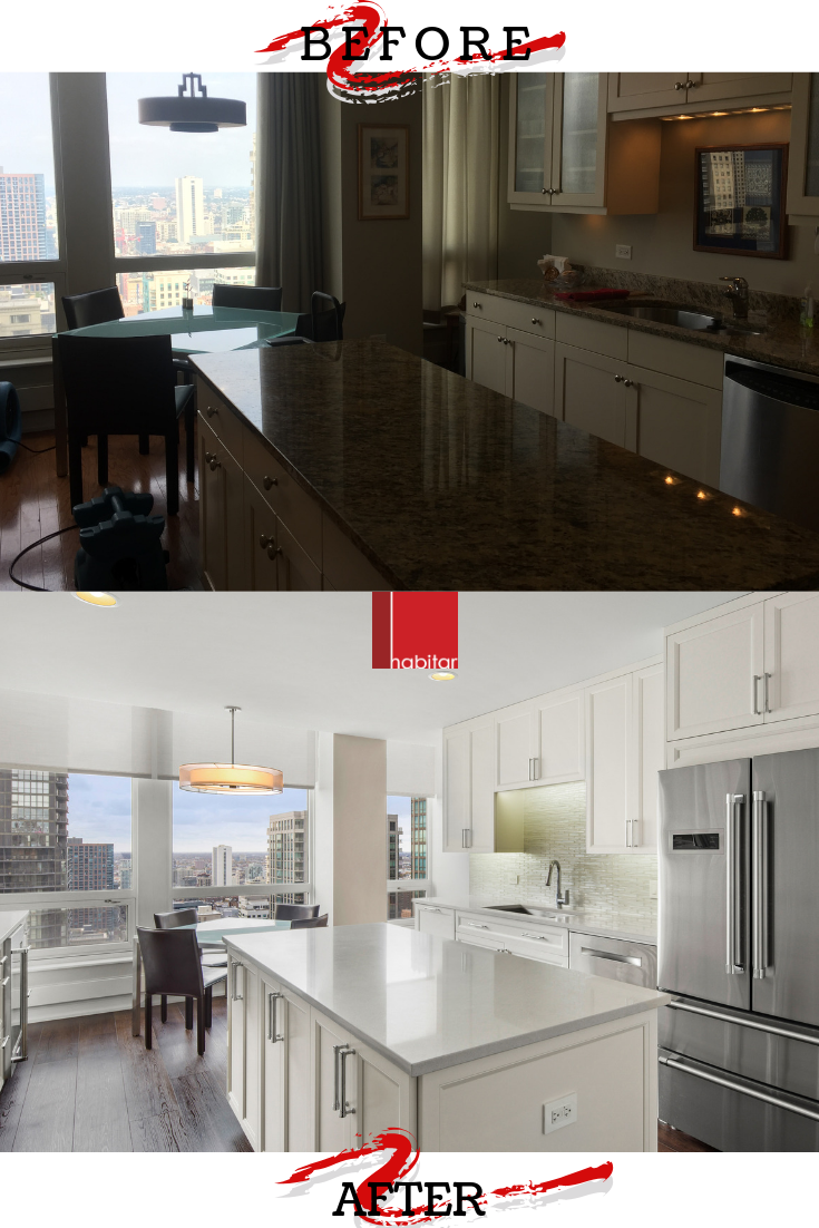 When Remodeling A Kitchen Think Function Efficiency Style And Longevity A Kitchen S Kitchen And Bath Design Interior Design Chicago Chicago Interior Design