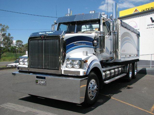 Truck Gallery Western Star 4900fx 4964 4964fxc Bullbars