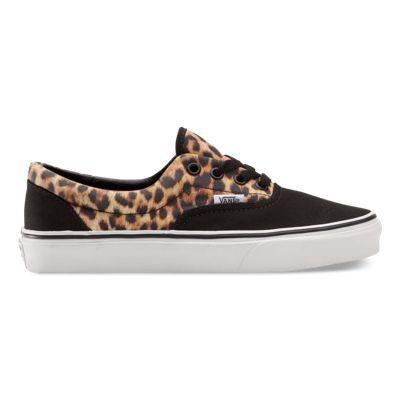 Vans | Leopard print shoes