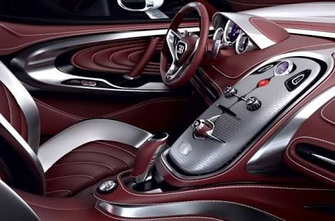 Cool 2015 Bugatti Gangloff Concept For Mobile Image