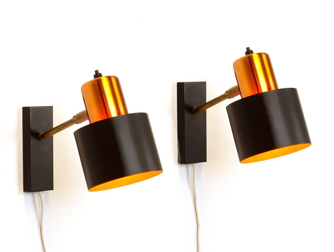 Copper Alfa Wall Lamps