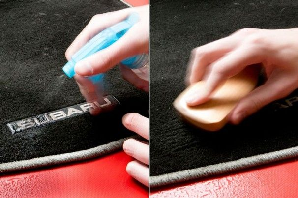 How To Remove Salt Stains From Your Floor Mats Kicking