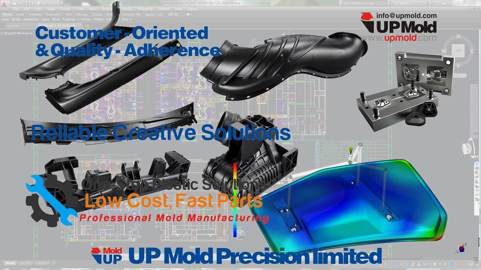Plastic Injection Mold, Part Design, Engineering Support, Injection  Molding, Tool Building In House And Casting As Well. One Stop Shopping  Solutions   ...