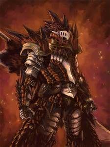 Monster Hunter Rathalos Armor Bing Images Monster Hunter