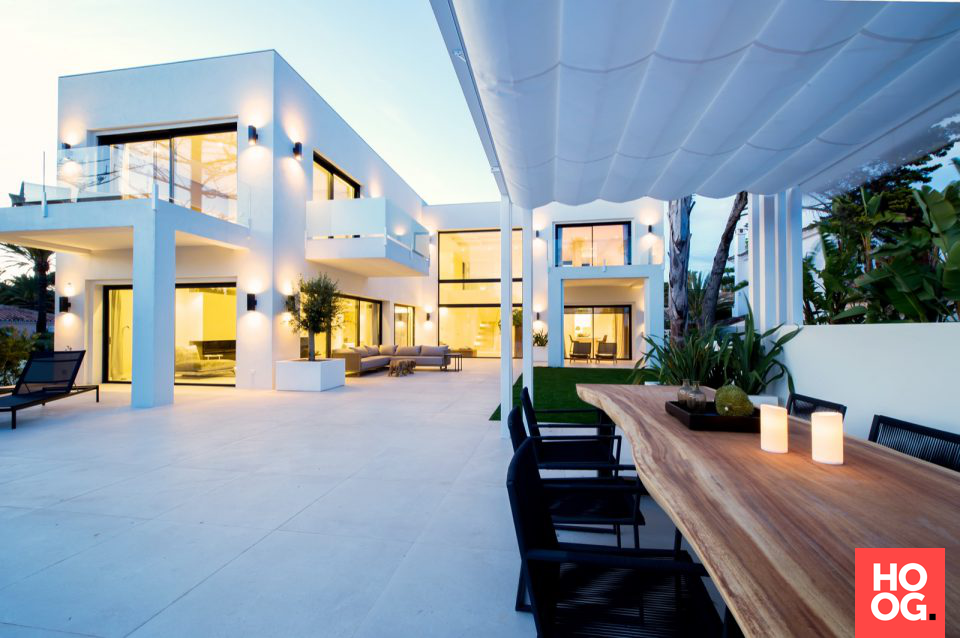 Exclusieve villabouw | veranda ideas outdoor | veranda interieur ...