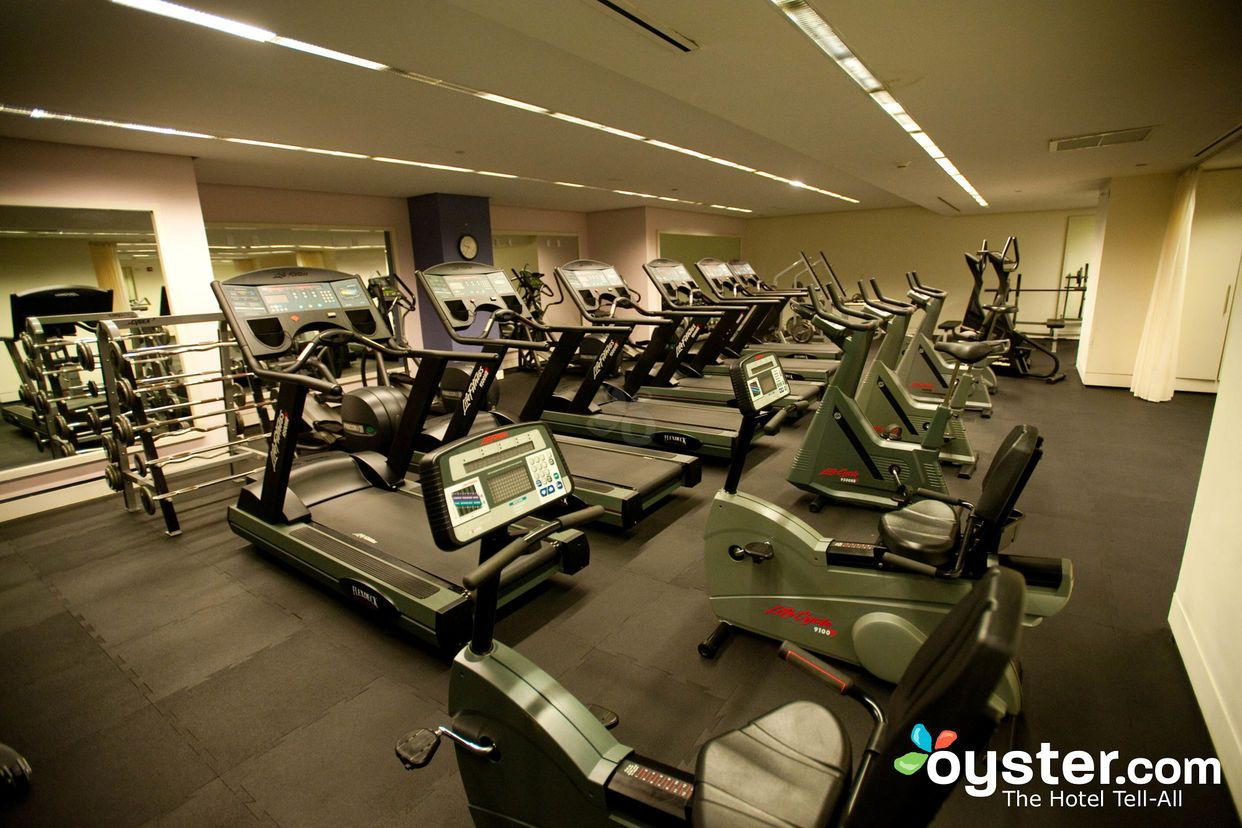 Shore Club South Beach Review What To Really Expect If You Stay Shore Club Shore Club South Beach Fitness Center