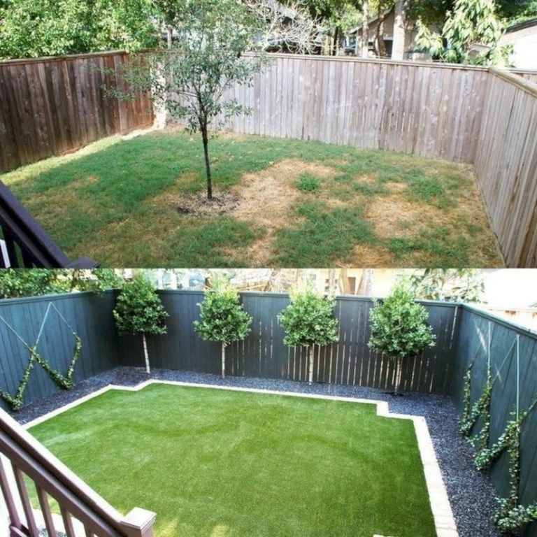 15 Tiny Outdoor Garden Ideas For The Urban Dweller: 31 Awesome Backyard Landscaping Ideas On A Budget 15 In