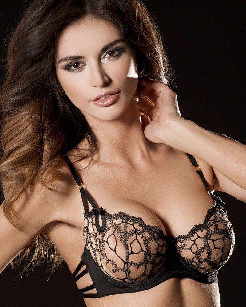 2711e6bc23 Check out the deal on SEXY SHEER LACE UNDERWIRE BRA CAPRICE SPECTRA  (CP7033) at Lavinia Lingerie