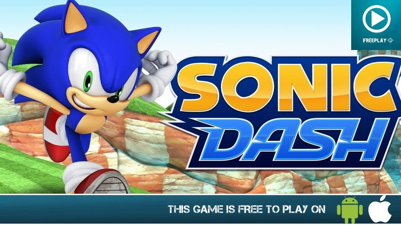 Sonic Dash Free on iOS & Android HD Gameplay Sonic