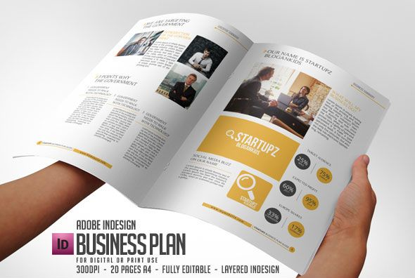 Design your own business plan now its easy newsletter design amazing business plan indesign template to present your company or services in a convincing presentation increase clients with best business plan indesign cheaphphosting Images