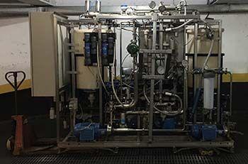 Projeto de estação de tratamento de água