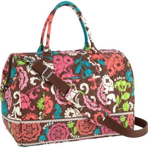 Vera Bradley Frame Travel Bag - http://handbagscouture.net/brands ...