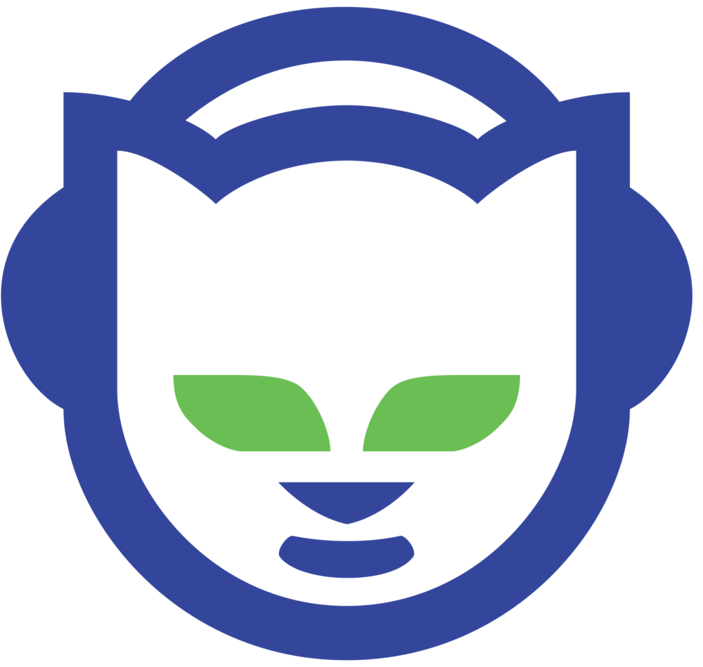 Napster Logo Png 1000 950 Napster Tech History Logo Quiz