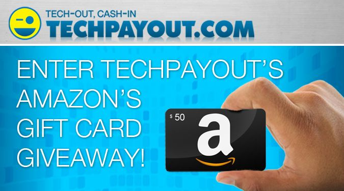 Enter For A Chance To Win A Amazon Gift Card In Techpayout S Giveaway Amazon Gift Cards Iphone Gifts Amazon Gifts