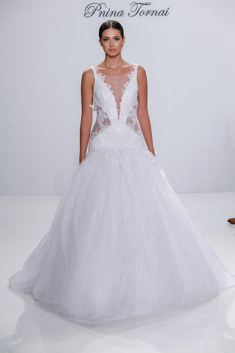 Pnina Tornai Fall 2017 Wedding Dresses
