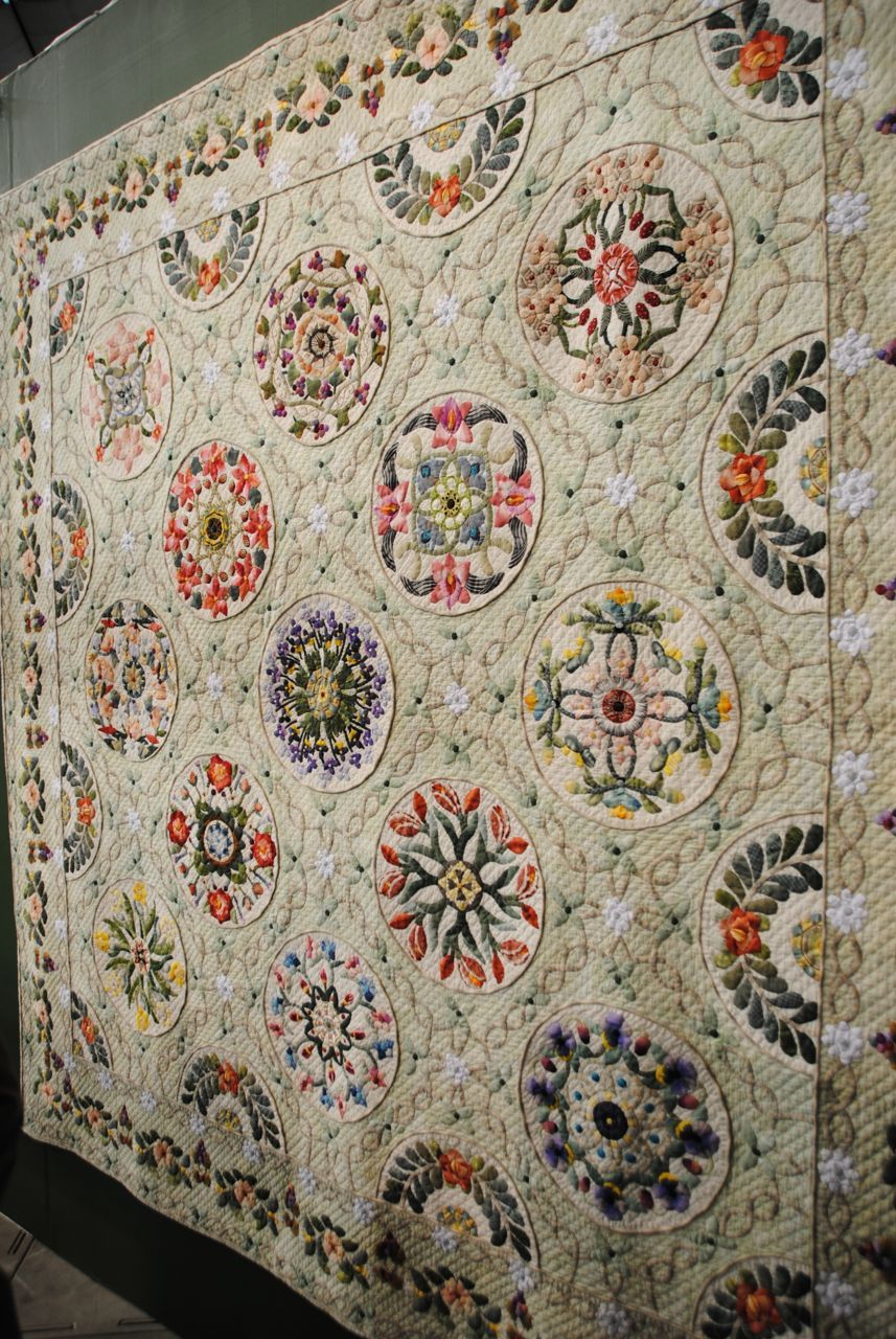 William Morris in Quilting: Final Tokyo Quilt Festival post ...
