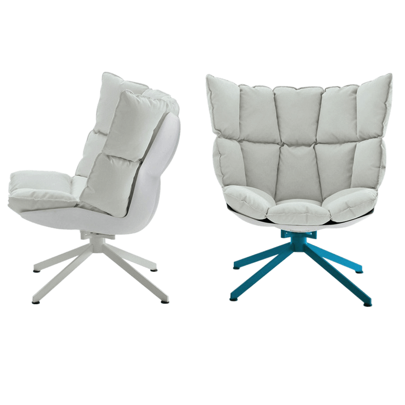 Husk Chair Aluminium Base With Images Chair