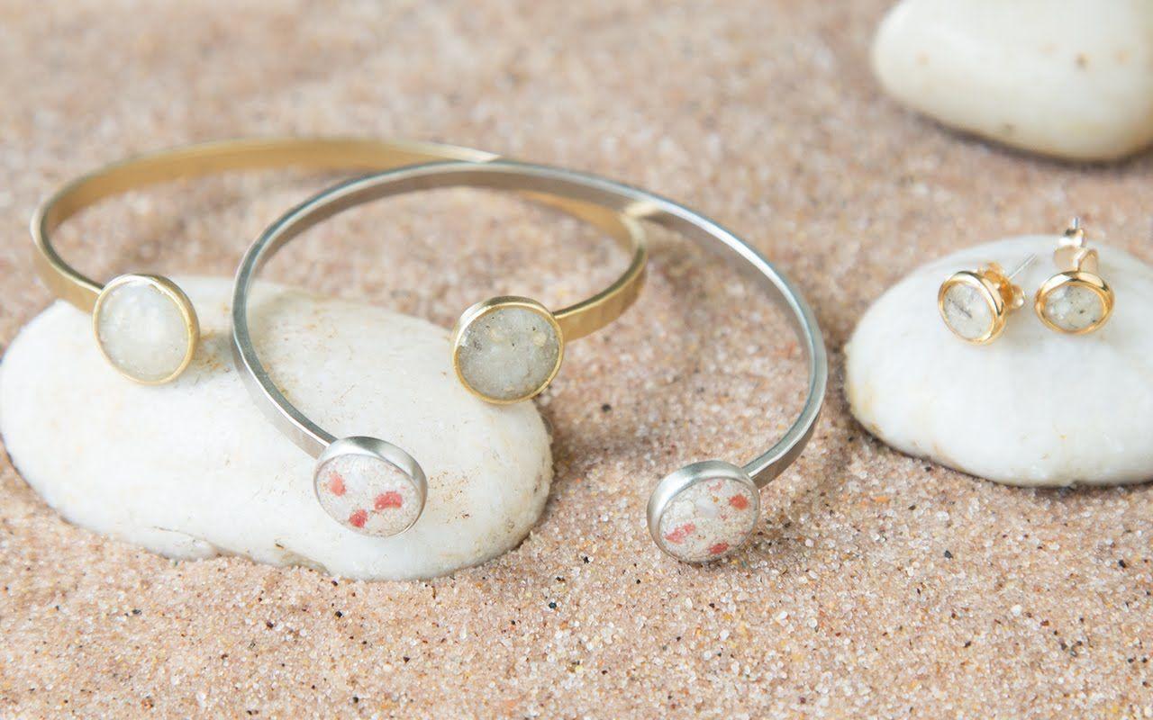 Dune Jewelry Design Custom Beach Sand Jewelry THE GROMMET